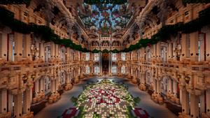 Palais Castaire Throneroom