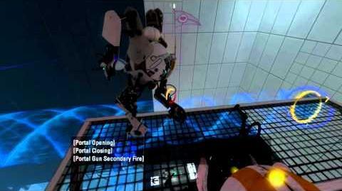 Portal 2 co-op ch4 map4 Lets Play (HD)