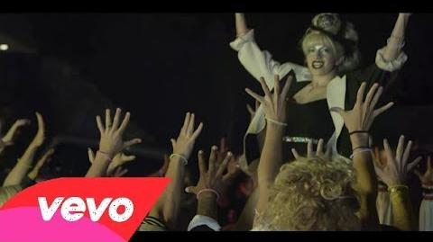 "Lady Gaga - Who Let the Freks Out Official Video from ""Pop Star High"""