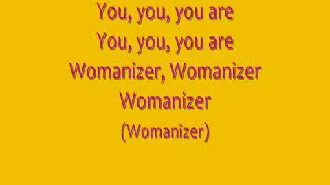 Britney Spears - Womanizer - Lyrics