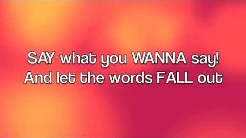 Brave - Sara Bareilles (Lyrics)