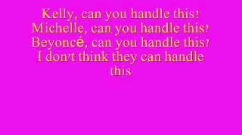 Destiny's Child - Bootylicious lyrics