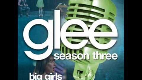 Glee - Big Girls Don't Cry (Acapella)