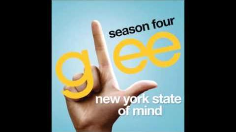 New York State of Mind - Glee Cast Version (Rachel Berry Solo Version)