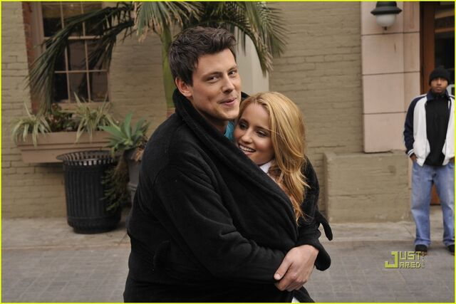File:Dianna-and-Cory-Modelling-for-OP-Clothing-glee-11196409-1222-815.jpg