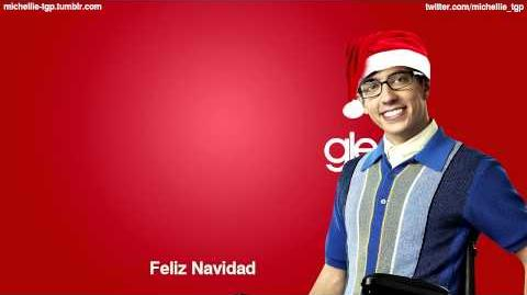 Feliz Navidad - Glee Cast - Glee The Christmas Album Volume 3