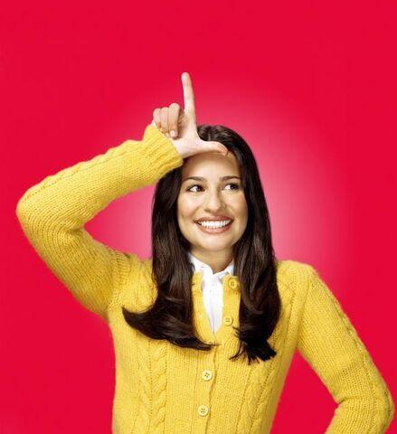 File:Glee Single Ad Keyart Rachel.jpg