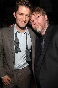 Brad Ellis and Matt June 2013