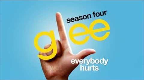 Everybody Hurts - Glee