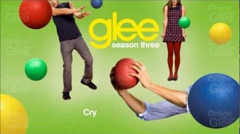 Cry - Glee HD Full Studio