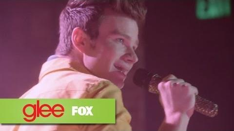 "Full Performance of ""Into The Groove"" from ""Puppet Master"" GLEE"