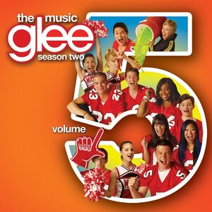 Glee- The Music, Volume 5 - OFFICIAL