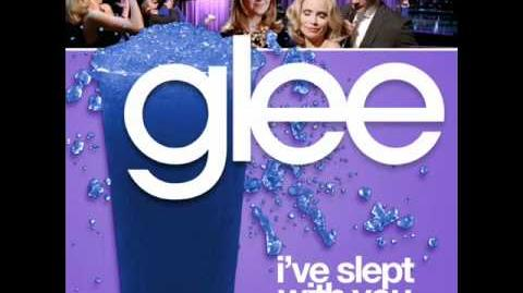 Glee - Nice To Meet You. Have I Slept With You (Unreleased Studio)