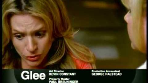 Glee 1.04 Preggers preview