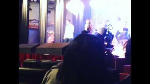 GLEE Spoiler Video - 5x11 City of Angels