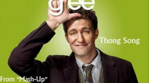Glee Thong Song