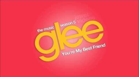 You're My Best Friend - Glee Cast HD FULL STUDIO