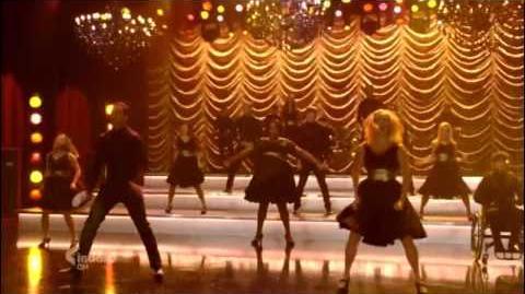 Glee - Gangnam Style Music Video HD