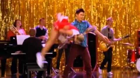 Glee 4x05 Promo 2 (The Role You Were Born to Play)