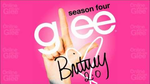 Glee - Hold It Against Me