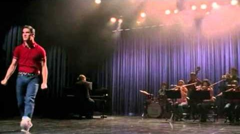 GLEE - Something's Coming (Full Performance) (Official Music Video) HD