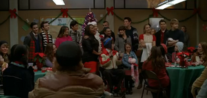 Glee Cast - Do They Know It's Christmas- (Glee Cast Version)