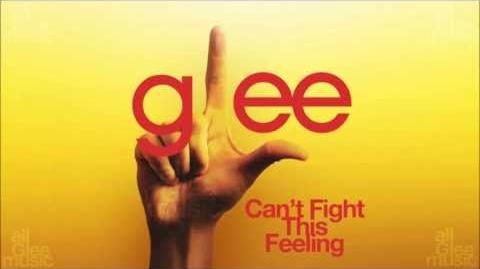 Can't Fight This Feeling Glee HD FULL STUDIO