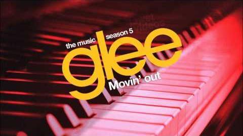 Piano Man - Glee Cast HD FULL STUDIO