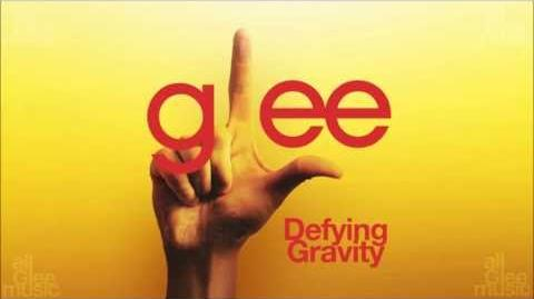 Defying Gravity Glee HD FULL STUDIO-0