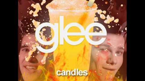 Glee - Candles (Acapella)