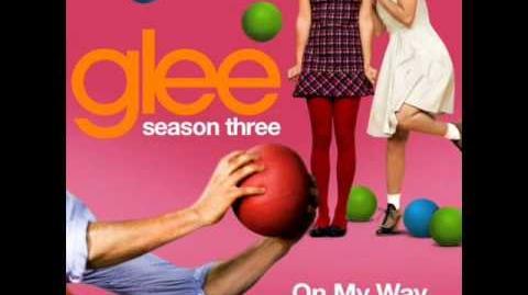 Glee - Chapel Of Love (Background Of Finn & Rachel's Wedding)
