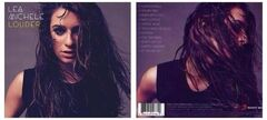 Lea's album cover and back