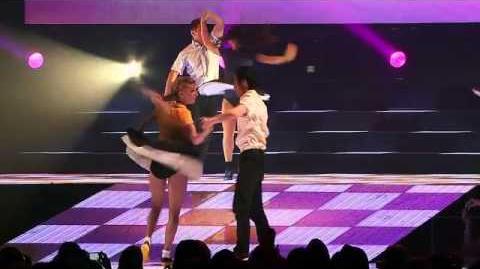 Glee - Valerie - Glee Live