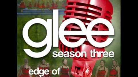 Glee - Edge Of Glory (Acapella)