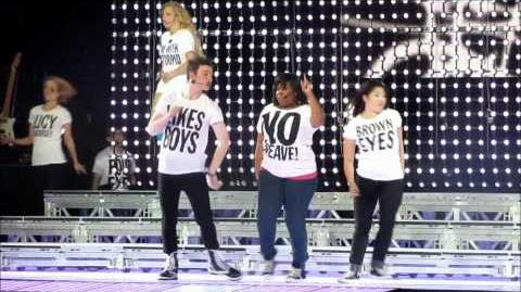 Glee Live - Born This Way