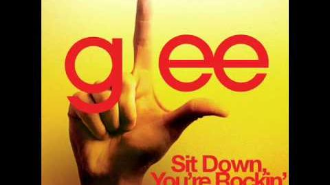 Glee - Sit Down You're The Rockin Boat (Acapella)