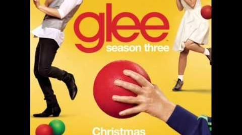Glee - Christmas Wrapping (AcapellaIsh Stripped Down)