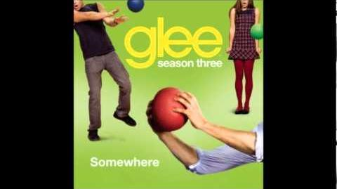 Glee - Somewhere (Acapella)