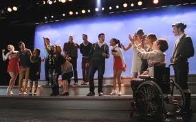 File:Glee we are young2.jpg