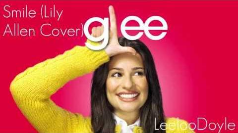 Glee Cast - Smile Lily Allen Version