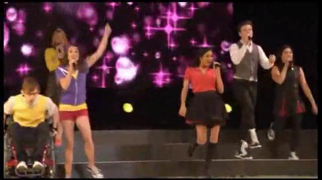 "Glee - ""Loser Like Me"" (Glee Live Version)"