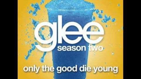 Glee - Only The Good Die Young (Acapella)