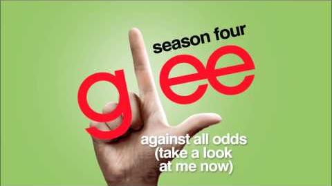Against All Odds (Take A Look At Me Now) - Glee HD Full Studio