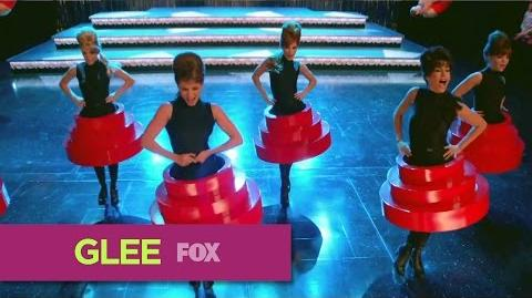 "GLEE Full Performance of ""Whip It"" from ""The Hurt Locker, Part 1"""
