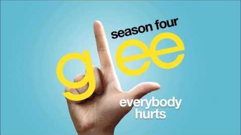 Everybody Hurts Glee HD FULL STUDIO
