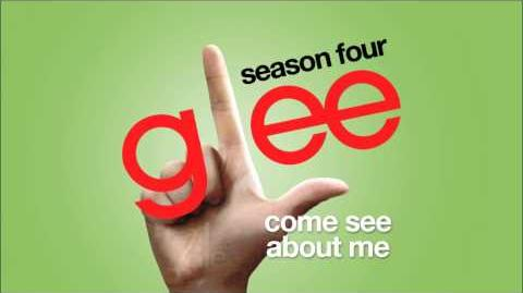 Come See About Me Glee HD FULL STUDIO
