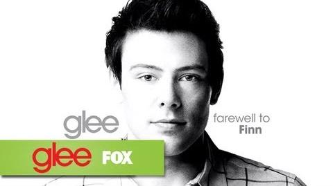 Farewell To Finn Promo GLEE
