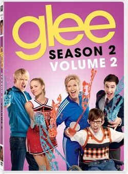 Glee Season 2 Volume 2 DVD