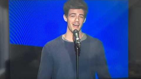 Grant Gustin - If I Didn't believe In You