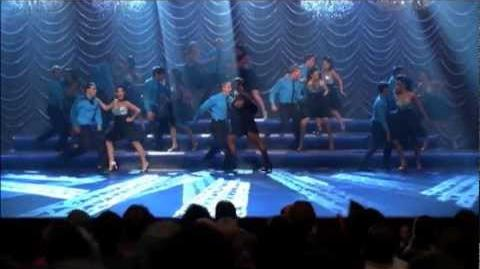 "GLEE - Full Performance of ""Starships"""